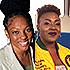 D'Atra Jackson and Janae Bonsu