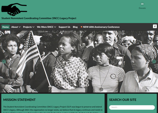 SNCC Legacy Project